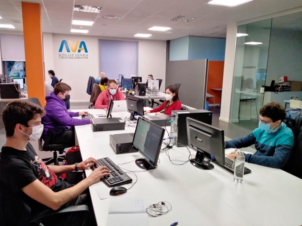 Se incorporan cinco alumnos de prácticas en las áreas de Desarrollo de Aplicaciones Web y Aplicaciones Multiplataforma