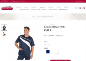 Desarrollamos una solución eCommerce para Mallorca Vestuarios